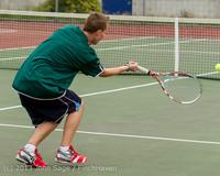 5847 Boys Tennis v CWA 101613