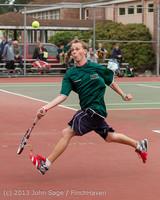 5851 Boys Tennis v CWA 101613