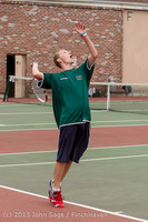 5864 Boys Tennis v CWA 101613