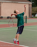 5872 Boys Tennis v CWA 101613