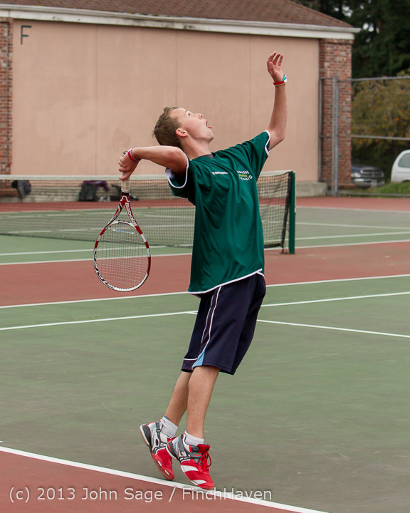 5872 Boys Tennis v CWA 101613