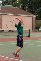 5895 Boys Tennis v CWA 101613