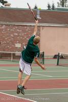 5915 Boys Tennis v CWA 101613