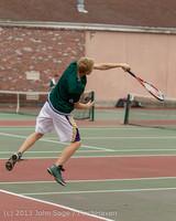 5916 Boys Tennis v CWA 101613