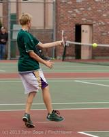 5921 Boys Tennis v CWA 101613