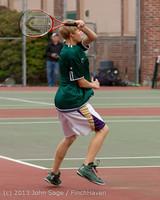 5923 Boys Tennis v CWA 101613