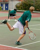 5930 Boys Tennis v CWA 101613