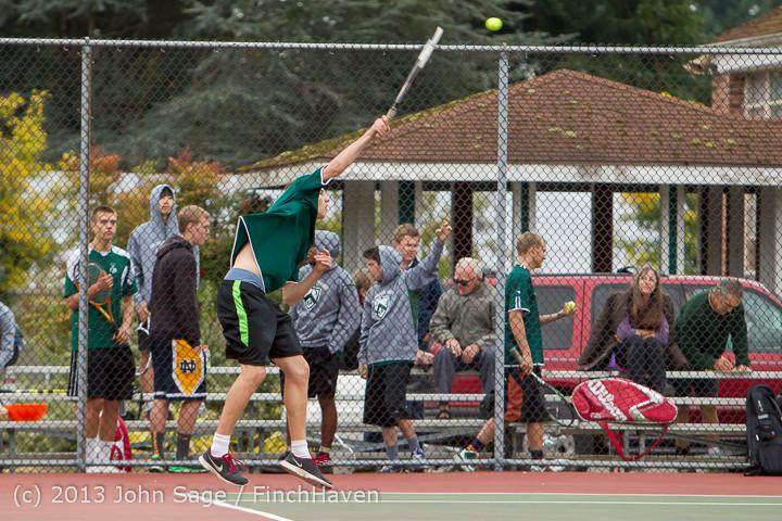 5932 Boys Tennis v CWA 101613