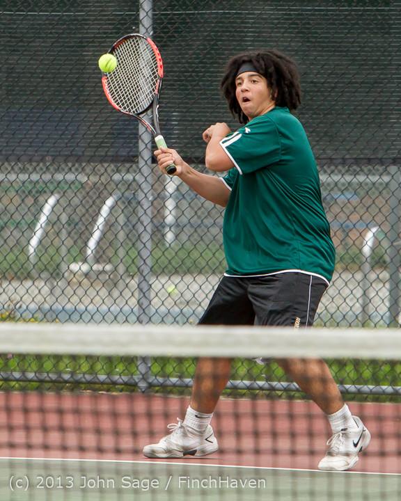 5935 Boys Tennis v CWA 101613
