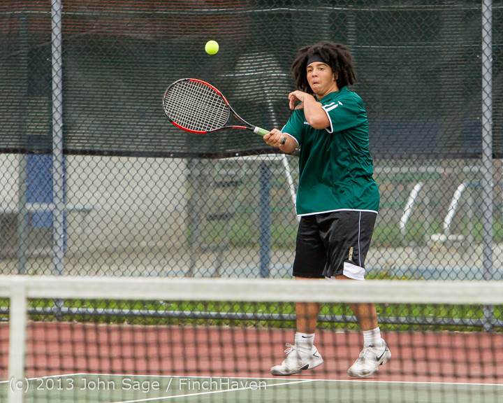 5936 Boys Tennis v CWA 101613