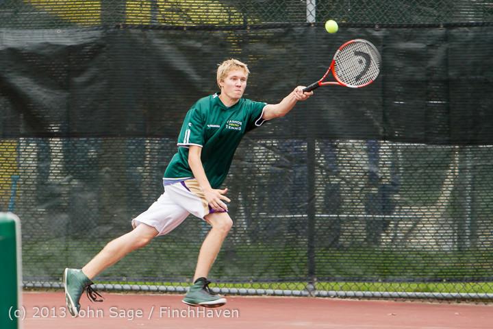5964 Boys Tennis v CWA 101613