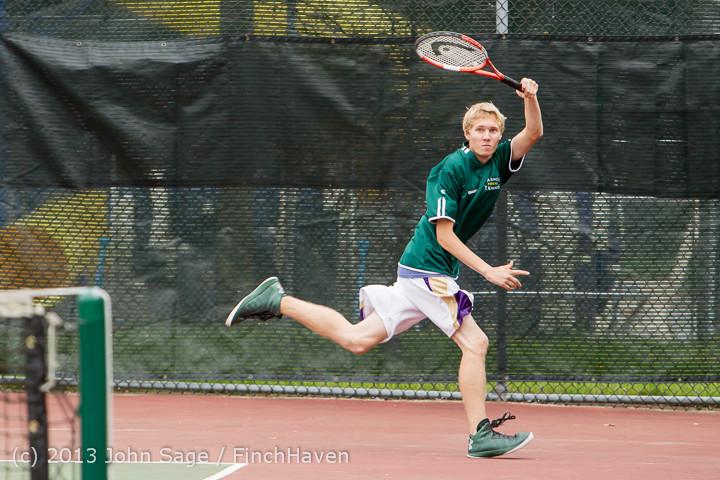 5965 Boys Tennis v CWA 101613