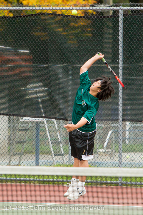 5967 Boys Tennis v CWA 101613