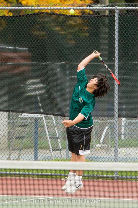 5967 Boys Tennis v CWA 101613