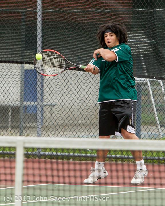 5971 Boys Tennis v CWA 101613