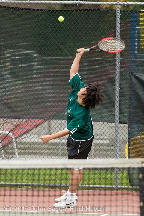 5976 Boys Tennis v CWA 101613