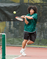 5986 Boys Tennis v CWA 101613