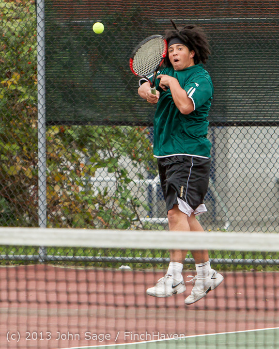 6047 Boys Tennis v CWA 101613