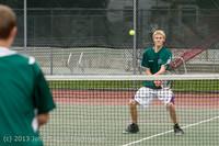 6050 Boys Tennis v CWA 101613
