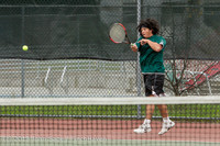 6054 Boys Tennis v CWA 101613
