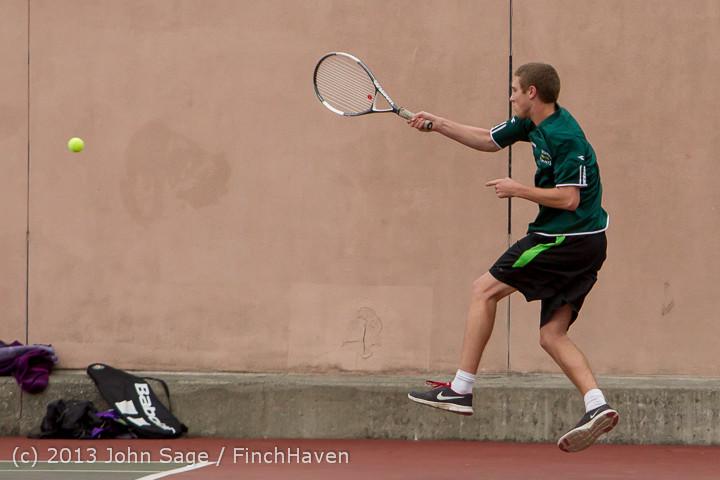 6066 Boys Tennis v CWA 101613