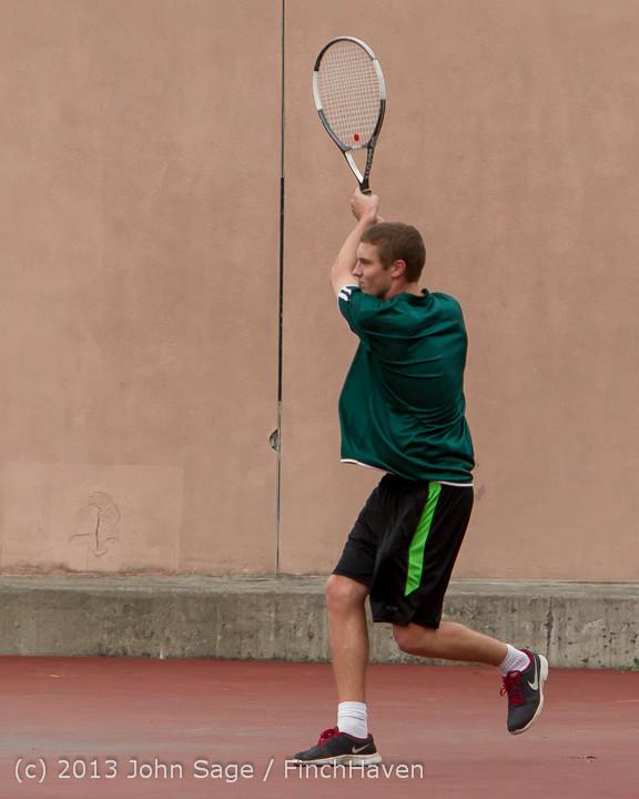 6074 Boys Tennis v CWA 101613