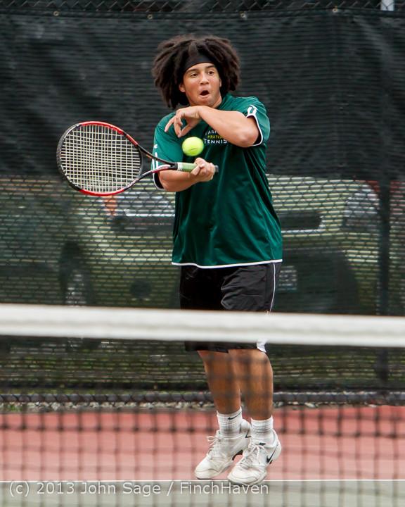 6082 Boys Tennis v CWA 101613