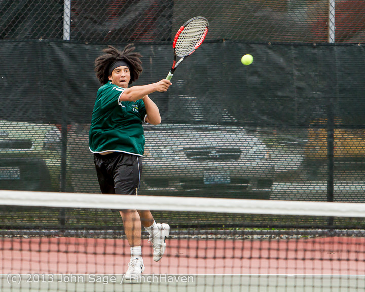 6085 Boys Tennis v CWA 101613