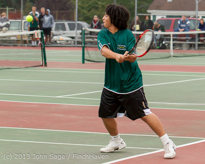 6087 Boys Tennis v CWA 101613