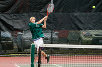 6121 Boys Tennis v CWA 101613
