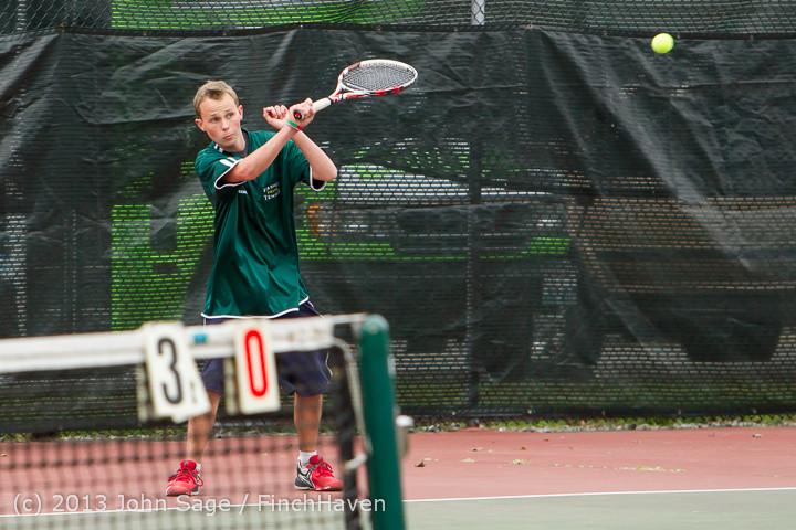 6130 Boys Tennis v CWA 101613