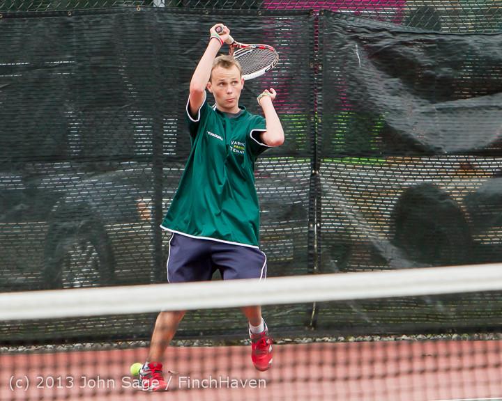 6139 Boys Tennis v CWA 101613