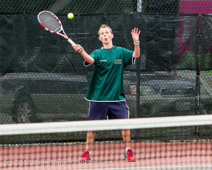 6160 Boys Tennis v CWA 101613