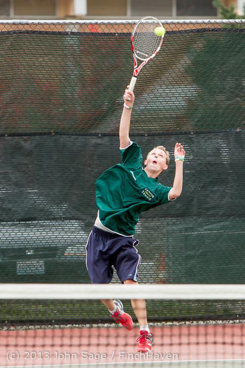 6173 Boys Tennis v CWA 101613