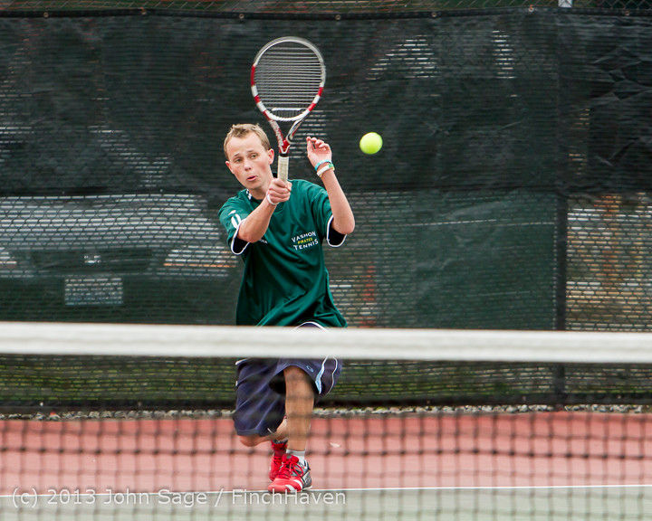6181 Boys Tennis v CWA 101613