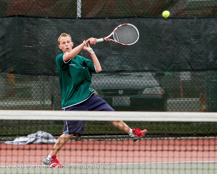 6188 Boys Tennis v CWA 101613