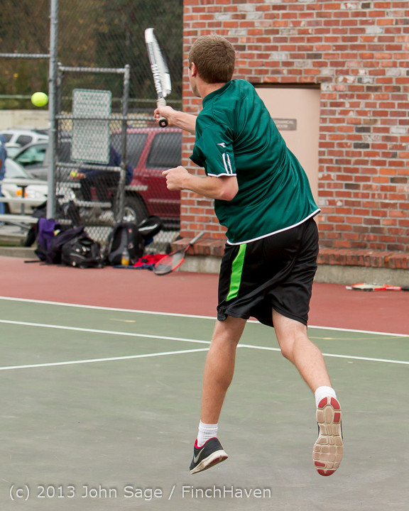 6209 Boys Tennis v CWA 101613