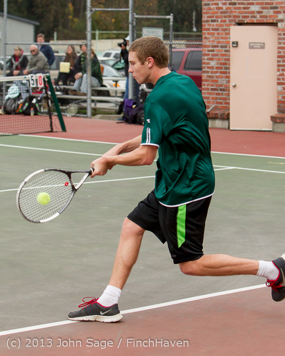 6224 Boys Tennis v CWA 101613