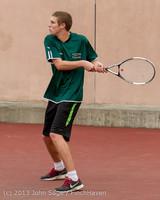 6233 Boys Tennis v CWA 101613