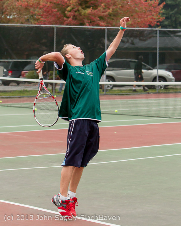 6253 Boys Tennis v CWA 101613