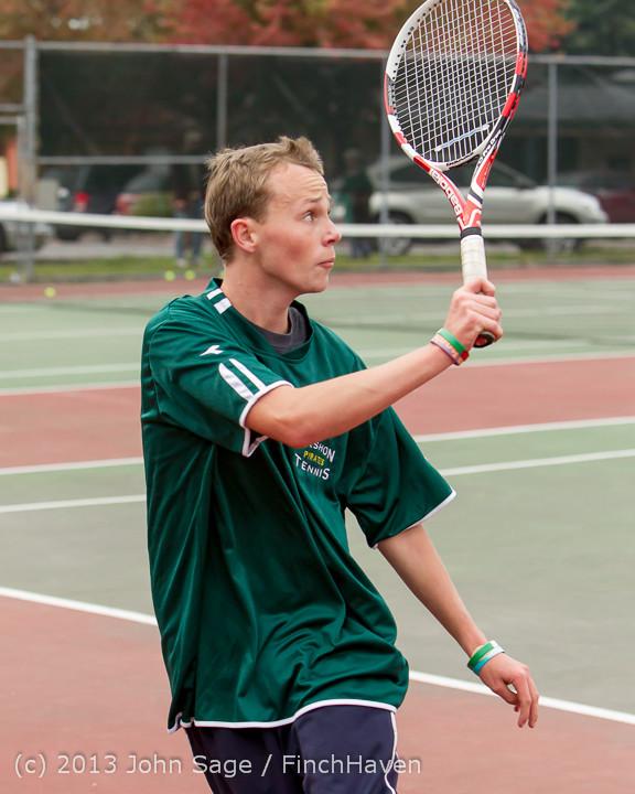 6273 Boys Tennis v CWA 101613
