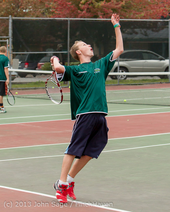 6274 Boys Tennis v CWA 101613