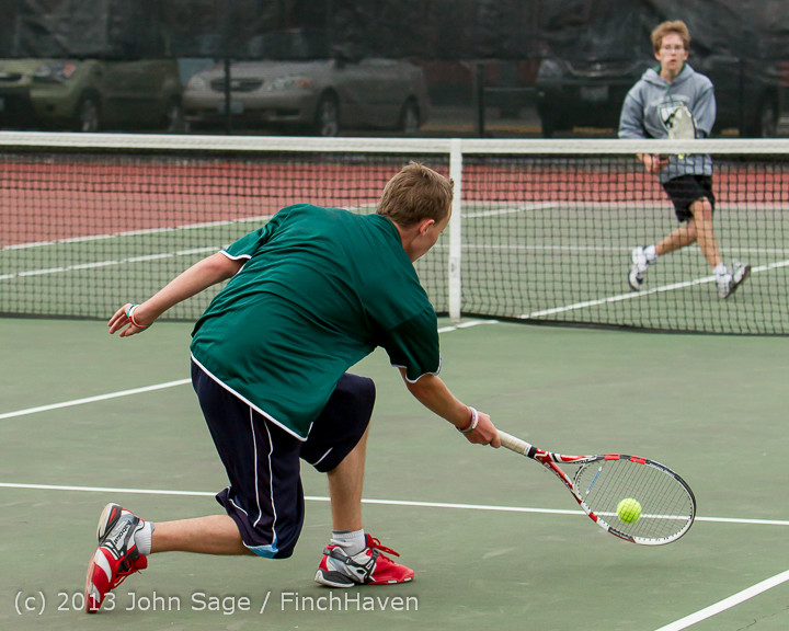 6293 Boys Tennis v CWA 101613