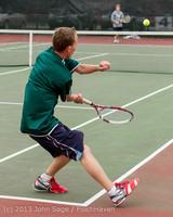 6306 Boys Tennis v CWA 101613