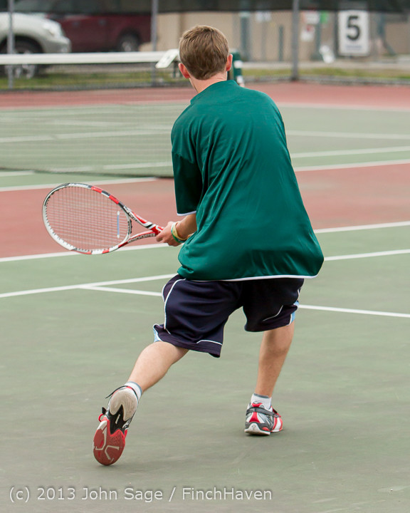 6308 Boys Tennis v CWA 101613