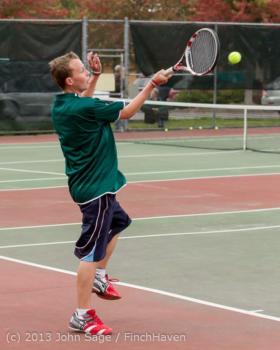 6320 Boys Tennis v CWA 101613