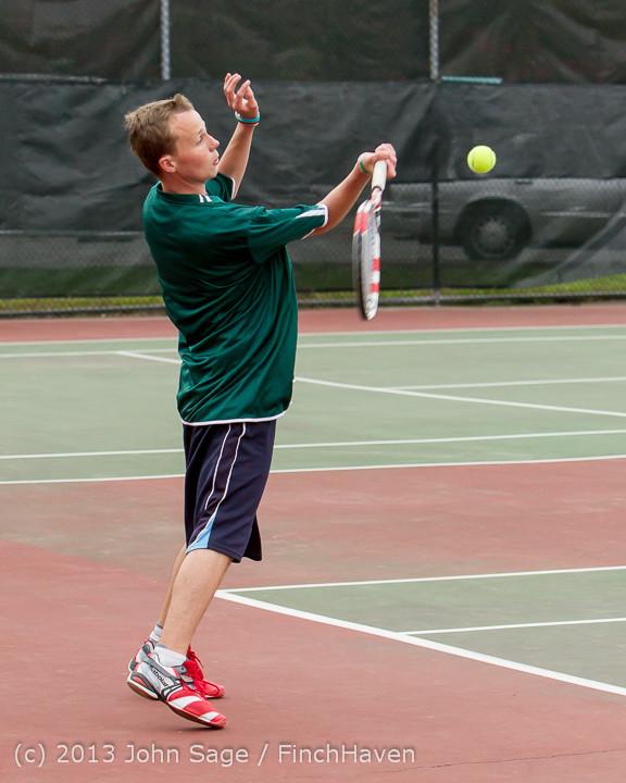6332 Boys Tennis v CWA 101613