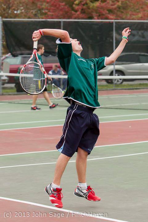 6338 Boys Tennis v CWA 101613