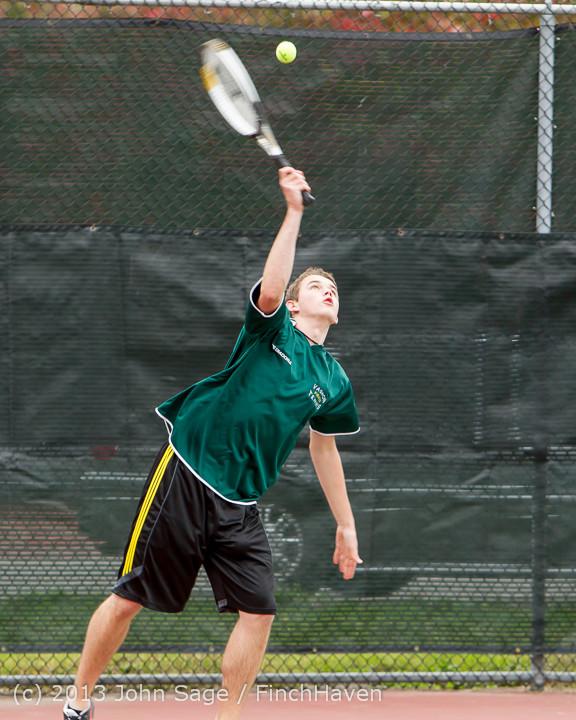 6361 Boys Tennis v CWA 101613