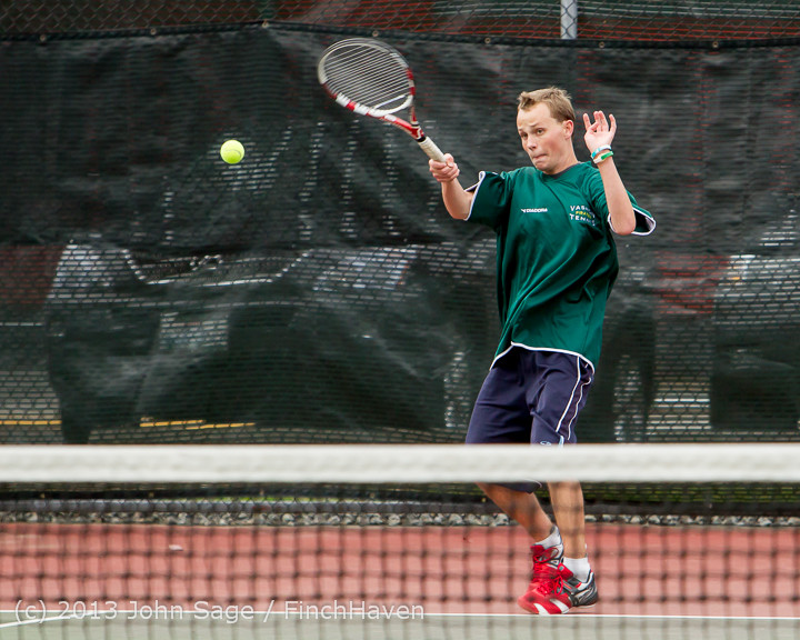 6400 Boys Tennis v CWA 101613